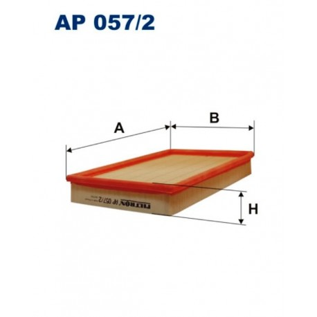 FILTR POWIETRZA FILTRON AP057/2