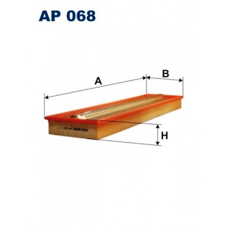 FILTR POWIETRZA FILTRON AP068