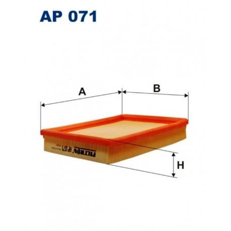 FILTR POWIETRZA FILTRON AP071