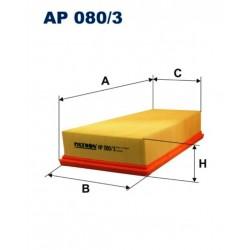 FILTR POWIETRZA FILTRON AP080/3
