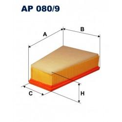 FILTR POWIETRZA FILTRON AP080/9