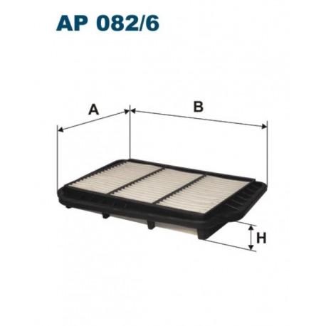 FILTR POWIETRZA FILTRON AP082/6