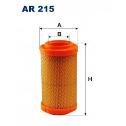 FILTR POWIETRZA FILTRON AR215