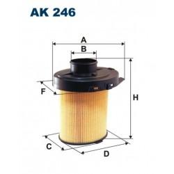 FILTR POWIETRZA FILTRON AK246