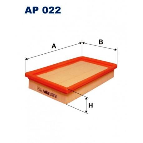 FILTR POWIETRZA FILTRON AP022
