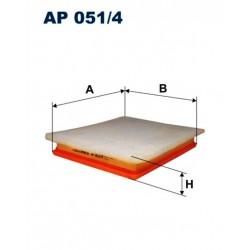 FILTR POWIETRZA FILTRON AP051/4
