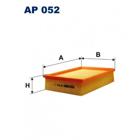 FILTR POWIETRZA FILTRON AP052