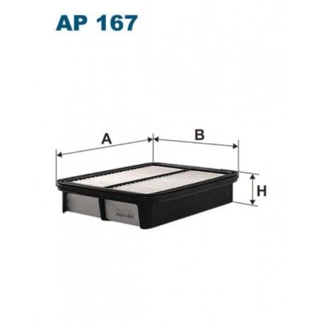 FILTR POWIETRZA FILTRON AP167