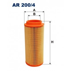 FILTR POWIETRZA FILTRON AR200/4