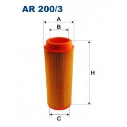FILTR POWIETRZA FILTRON AR200/3