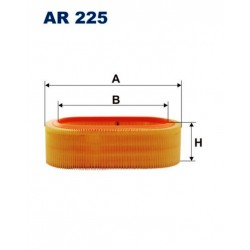 FILTR POWIETRZA FILTRON AR225