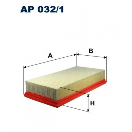 FILTR POWIETRZA FILTRON AP032/1