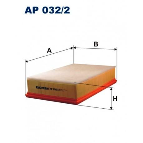 FILTR POWIETRZA FILTRON AP032/2