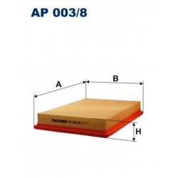FILTR POWIETRZA FILTRON AP003/8