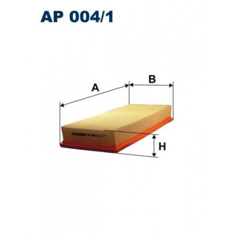 FILTR POWIETRZA FILTRON AP004/1