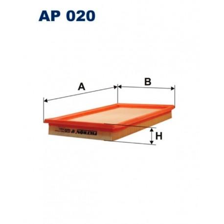 FILTR POWIETRZA FILTRON AP020