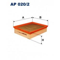 FILTR POWIETRZA FILTRON AP020/2
