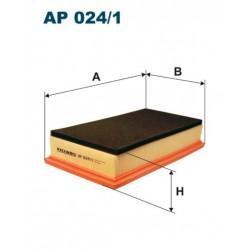 FILTR POWIETRZA FILTRON AP024/1