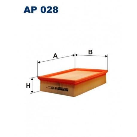 FILTR POWIETRZA FILTRON AP028