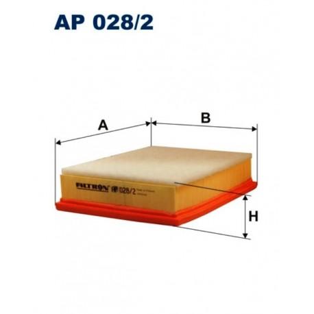 FILTR POWIETRZA FILTRON AP028/2