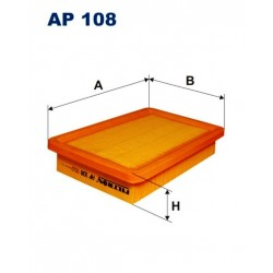 FILTR POWIETRZA FILTRON AP108