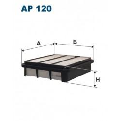 FILTR POWIETRZA FILTRON AP120