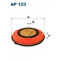 FILTR POWIETRZA FILTRON AP123