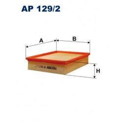 FILTR POWIETRZA FILTRON AP129/2