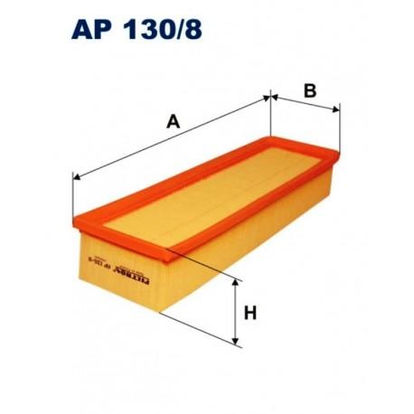 FILTR POWIETRZA FILTRON AP130/8