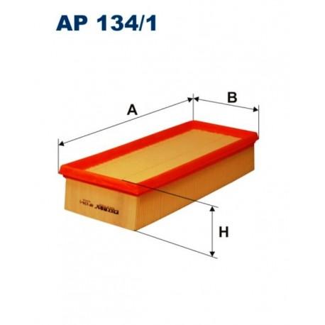 FILTR POWIETRZA FILTRON AP134/1