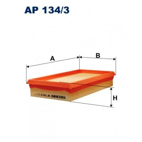 FILTR POWIETRZA FILTRON AP134/3