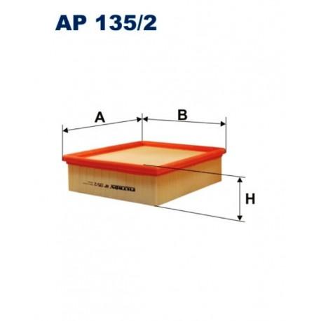 FILTR POWIETRZA FILTRON AP135/2