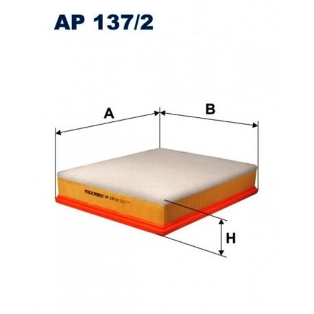 FILTR POWIETRZA FILTRON AP137/2