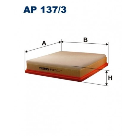 FILTR POWIETRZA FILTRON AP137/3