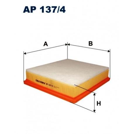 FILTR POWIETRZA FILTRON AP137/4