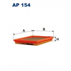 FILTR POWIETRZA FILTRON AP154