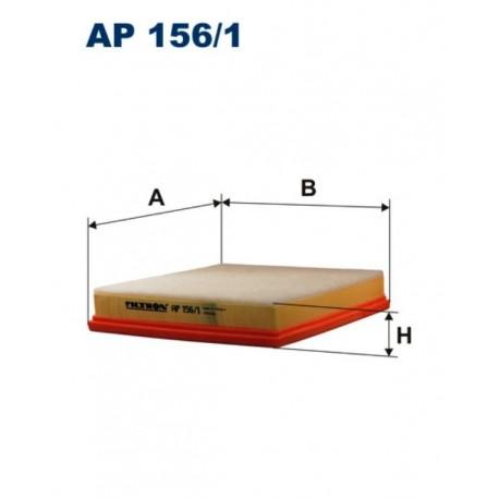 FILTR POWIETRZA FILTRON AP156/1