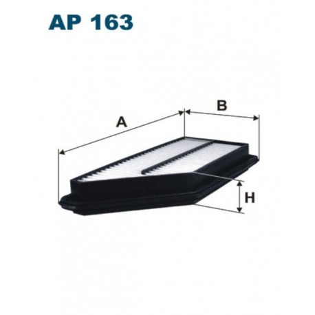 FILTR POWIETRZA FILTRON AP163