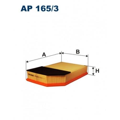 FILTR POWIETRZA FILTRON AP165/3