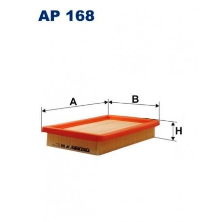 FILTR POWIETRZA FILTRON AP168
