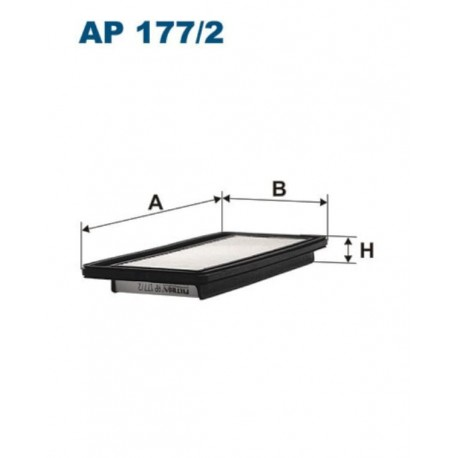 FILTR POWIETRZA FILTRON AP177/2