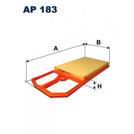 FILTR POWIETRZA FILTRON AP183