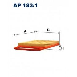 FILTR POWIETRZA FILTRON AP183/1