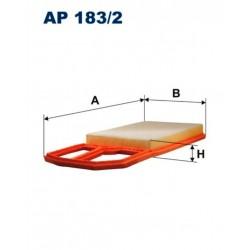 FILTR POWIETRZA FILTRON AP183/2
