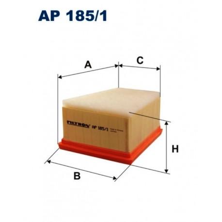 FILTR POWIETRZA FILTRON AP185/1