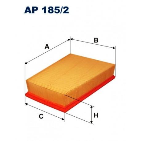 FILTR POWIETRZA FILTRON AP185/2