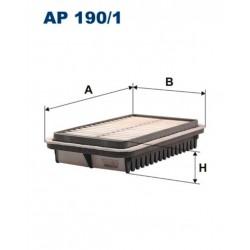 FILTR POWIETRZA FILTRON AP190/1