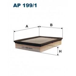 FILTR POWIETRZA FILTRON AP199/1