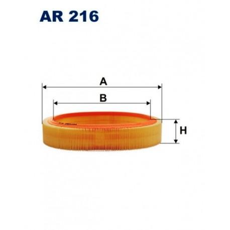 FILTR POWIETRZA FILTRON AR216