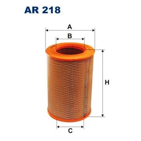 FILTR POWIETRZA FILTRON AR218